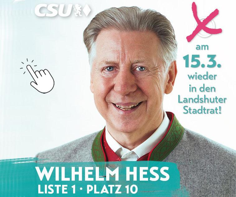 Hess Wilhelm CSU